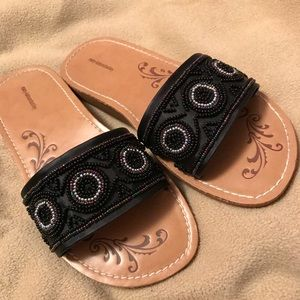 Mary-Kate and Ashley Sandals Size 5
